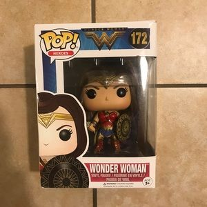 Funko Pop! Hero's Wonder Woman 179 Vinyl Figurine